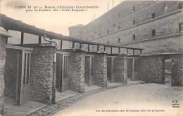 """75 - PARIS 11 / Maison D' Education Correctionnelle Pour Les Enfants Dite """" Petite Roquette """" - - Arrondissement: 11"""