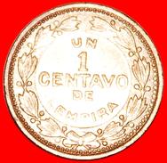 § WITHOUT CLOUDS: HONDURAS ★ 1 CENTAVO DE LEMPIRA 1992! LOW START★ NO RESERVE! - Honduras