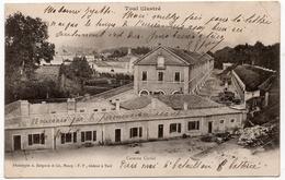 Toul : Caserne Curial (Phototypie A. Bergeret Et Cie - F.P. Editeur, Toul) - Toul
