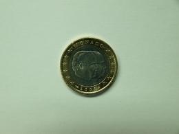 Monaco 2001 1 Euro ST (M1897 - Monaco