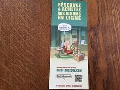 Marque Page Bd Librairie Bachi-bouzouk - Marque-Pages