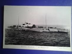 Sous-marin SURCOUF - Guerra