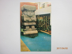Postcard Mexico San Juan Teotihuacan ? The Goddess Of The Moon My Ref B11042 - Mexico