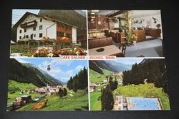 812- Ischgl, Café Konditorei Salner - Ischgl