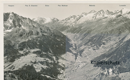 AK Panorama Airolo - Suisse