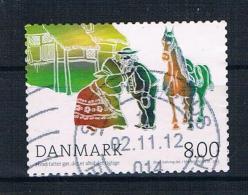 Dänemark 2012 Pferde Einzelmarke Gest. - Dänemark
