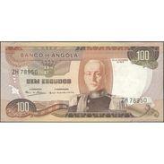 TWN - ANGOLA 101 - 100 Escudos 24.11.1972 ZH 78950 AXF - Angola