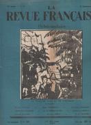LA REVUE FRANCAISE 22 09 1926 - PAUL ET VIRGINIE - GABRIEL VICAIRE - LAC LEMAN - FRANCOIS POMPON - GAND - MALINES - Sonstige