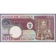 TWN - ANGOLA 106 - 100 Escudos 10.6.1973 Various Prefixes AU/UNC - Angola