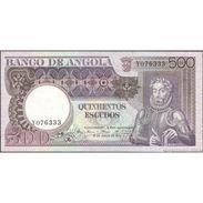 TWN - ANGOLA 107 - 500 Escudos 10.6.1973 YO 76333 AVF - Angola