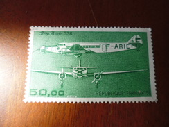 FRANCE OBLITERATION RONDE   YVERT N°60 - 1960-.... Gebraucht