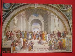 Roma / Citta Del Vaticano (RM) - Stanze Di Raffaello: Scuola Di Atene - Vatikanstadt