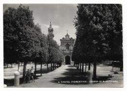 CASTELFIORENTINO CHIESA DI S.VERDINA  VIAGGIATA FG - Firenze