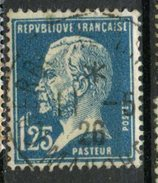 France 1926 1.25f Louis Pasteur Issue #195 - France