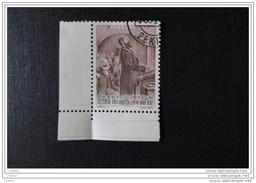 Chine 1957 Y Et T N° 1131 Scott N° 540  Sans Gomme, Oblit   Bord De Feuille  Engels - 1949 - ... République Populaire