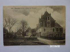 Blancafort - Château De L'Hospital - Autres Communes