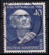 BERLIN Mi. Nr. 128 O (A-3-58) - Gebraucht