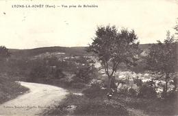 LYONS LA FORET   VUE GENERALE - Lyons-la-Forêt