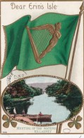 Saint Patrick's Day With Meeting Of The Waters 1911 - Saint-Patrick's Day