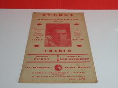 Musique & Partitions > Charco > Si Je Pouvais N'avoir Plus D'yeux - Paroles + Musique édit Musicale - Musique & Instruments