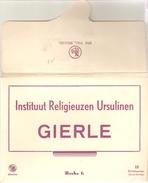 Mapje Met 12 Postkaarten Van Gierle Instituut Religieuzen Ursulinen Reeks 1 - Lille