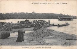 ¤¤   -   COTE D'IVOIRE   -  BINGERVILLE   -  L'Adjamé Au Mouillage    -  ¤¤ - Côte-d'Ivoire