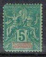 NOUVELLE-CALEDONIE N°44 N* - New Caledonia
