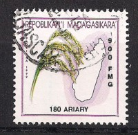 YT N° 1825 - Oblitéré - Riz - Madagascar (1960-...)