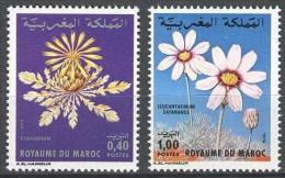 Maroc 0837/838 ** Serie Completa. 1979 - Morocco (1956-...)