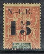 NOUVELLE-CALEDONIE N°66 N* - Neukaledonien