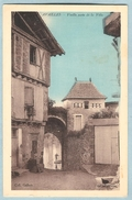AVAILLES-LIMOUZINE-Vieille Porte De La Ville - Availles Limouzine