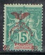 NOUVELLE-CALEDONIE N°70 N* - Neukaledonien