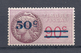 FISCAUX Timbre Fiscal N° 267 Neuf ** - Steuermarken