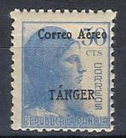 Tanger 109 ** Correo Aereo. 1939 - Marruecos Español