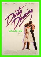 AFFICHES DE FILM - DIRTY DANCING - PATRICK SWAYZE - JENNIFER GREY - ÉDITIONS AVANT GARDE - - Affiches Sur Carte