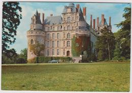 Maine  Et Loire :  BRISSAC : Le  Château - Autres Communes