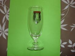 Verre à Bière STEENFORT Spéciale Dorp Prototype De La Brasserie Pelforth ( Lot De Deux ) - Glasses