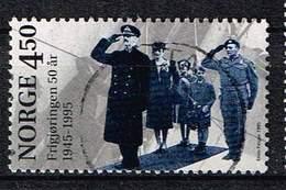 Norwegen 1995, Michel# 1179 O     Liberation - Norwegen