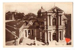 """24167-LE-14-LISIEUX-Le Carmel Et La Basilique---------voir Pub Au Dos : """"A La Rose Qui Se Se Fane Jamais """" - Lisieux"""