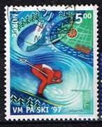 Norwegen 1997, Michel# 1243 O Ski-WM - Norwegen
