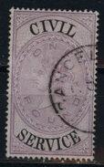 GB Revenue 1881 Civil Service Barefoot 29  - A022 - Steuermarken