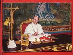 """Roma / Citta Del Vaticano (RM) - Portraitpostkate """"Paulus PP VI"""" - Vatikanstadt"""