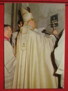 Roma / Citta Del Vaticano (RM) - Papa Paolo VI Con Gesto Simbolico Apre La Porta Santa - Anno Santo 1975 - Vatikanstadt
