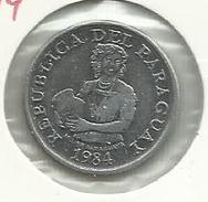 Paraguay_1984_5 Guaranis - Paraguay