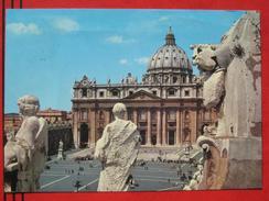 Roma / Citta Del Vaticano (RM) - Piazza E Basilica Di S. Pietro - Vatikanstadt
