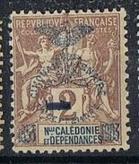 NOUVELLE-CALEDONIE N°81 N* - Nouvelle-Calédonie