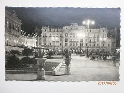 Postcard Rimini Casino Municipale E Grande Albergo Notturni Italy My Ref B11048 - Rimini