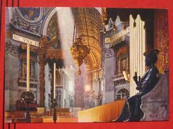 Roma / Citta Del Vaticano (RM) - Basilica Di S. Pietro Interno - Vatikanstadt