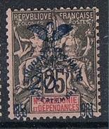 NOUVELLE-CALEDONIE N°87 N* - Neukaledonien