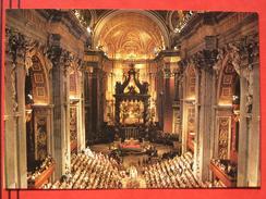 Roma / Citta Del Vaticano (RM) - Basilica Di San Pietro Interno - Vatikanstadt